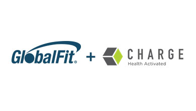 GlobalFit and CHARGE Logo