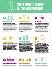 Exercise Infographic